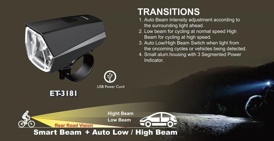 ET-3181 90Lux LH Front Light