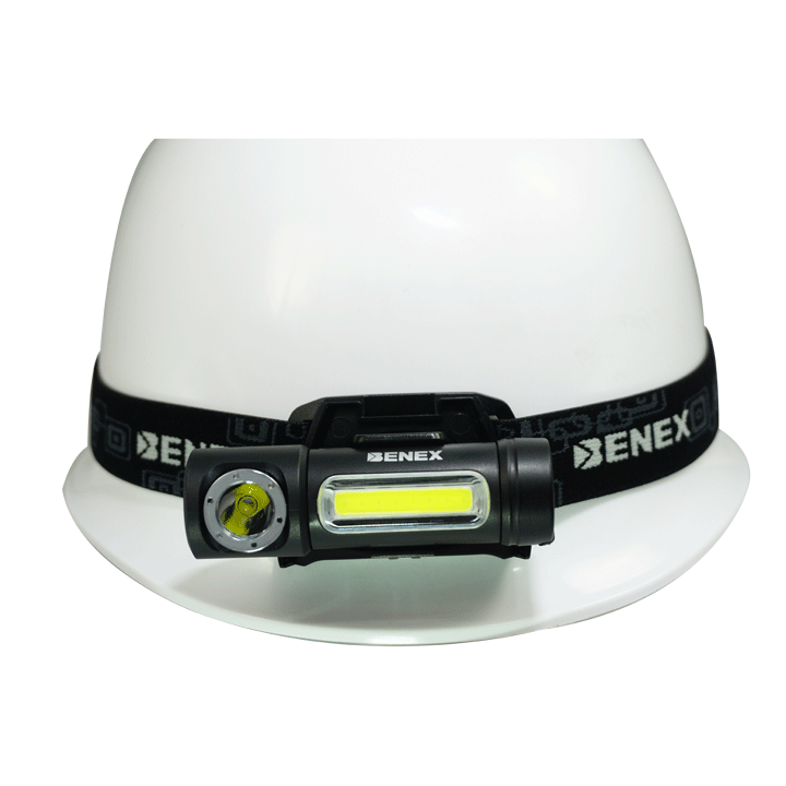LED Multi-purpose Headlight (USB Rechargeble)