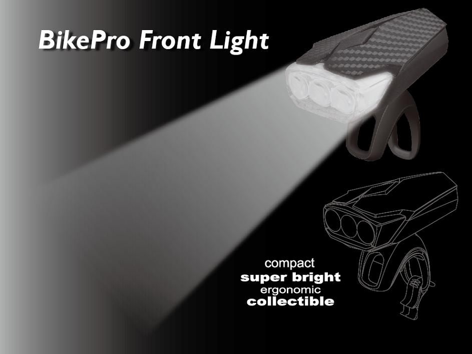 ET-3109 BikePro Front Light