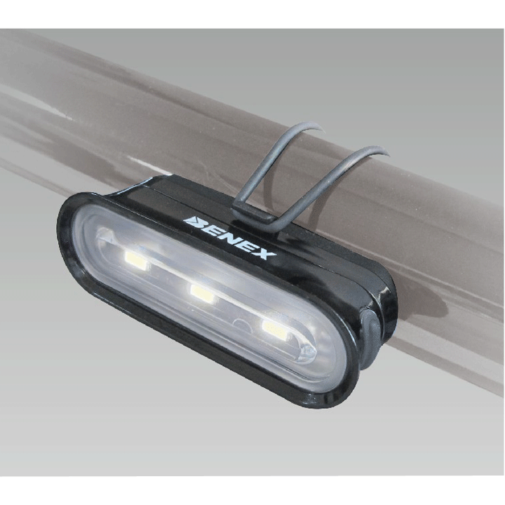 Modern Bike Front Light(By USB Rech. Batt.)