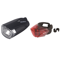 ET-3171-AD+ET-3207-US Combo Bicycle Light Set