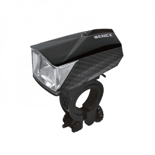 ET-3172 K-Mark 25Lux Light River Bike Front Light (بواسطة 3 AAA)